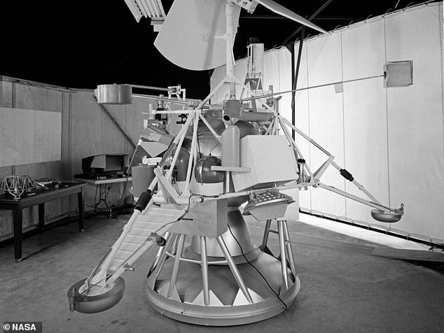 NASA introduced Surveyor 2 to the moon in 1966, but the spacecraft lost control in mid-flight and NASA eventually lost contact.
