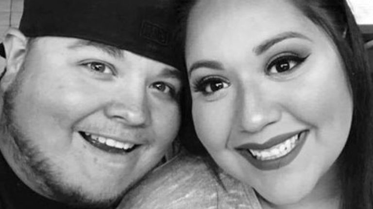 Athan and Maria died within a few months.  Picture: Rosie Salinas