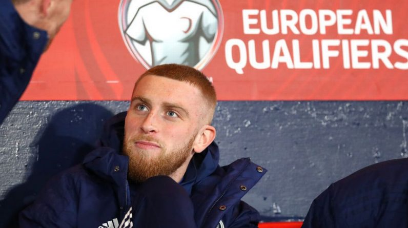Sheffield United's Oli McBurney will not be ashamed of Scotland reviews, he can prove fans wrong