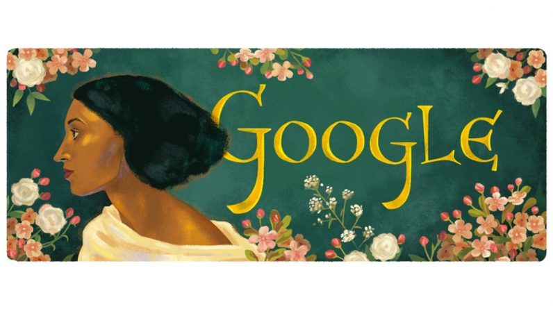 Who is Funny Eden?  Google Doodle celebrates sitting in the Jamaican-British Artist Museum in RA in 1874