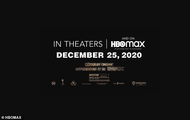 Unlisted: A new, unlisted trailer on the Warner Bros. website has consistently confirmed the theatrical and HPO Max (via Collide R) release, which has been confirmed to be true by other outlets such as Deadline.