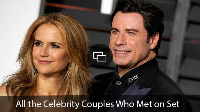 Kelly Preston, John Travolta