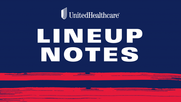 LINEUP Notes, pres.  Presented by United Healthcare: FC Dallas vs Portland Timber |  11.22.20