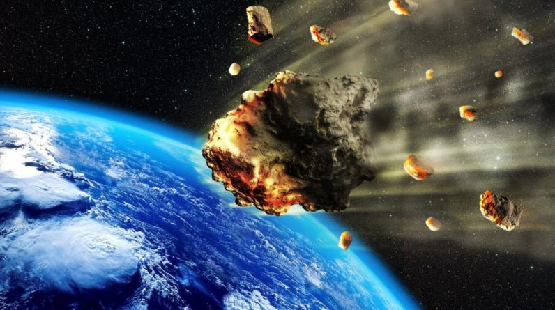 A giant asteroid like Burj Khalifa will cross Earth at 90,000 km on Sunday