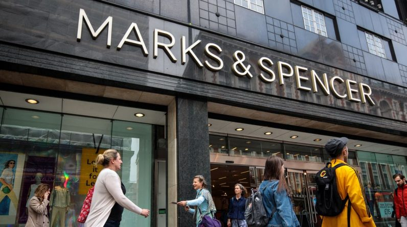M&S cancels the box office opening plan, saying all stores will now be closed