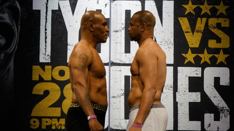 Mike Tyson vs. Roy Jones Jr.: Fight Predictions, Expert Choices, Undercard, Exhibition Time