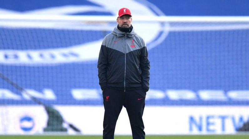 Jurgen Globe allows Liverpool defender after selecting Knot Phillips on Joel Mattip