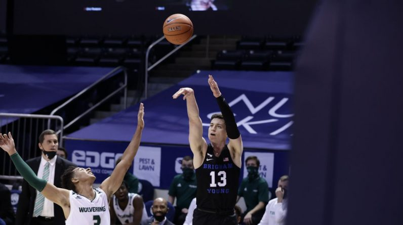 BYU uses high depths to block the remorseful Utah Valley