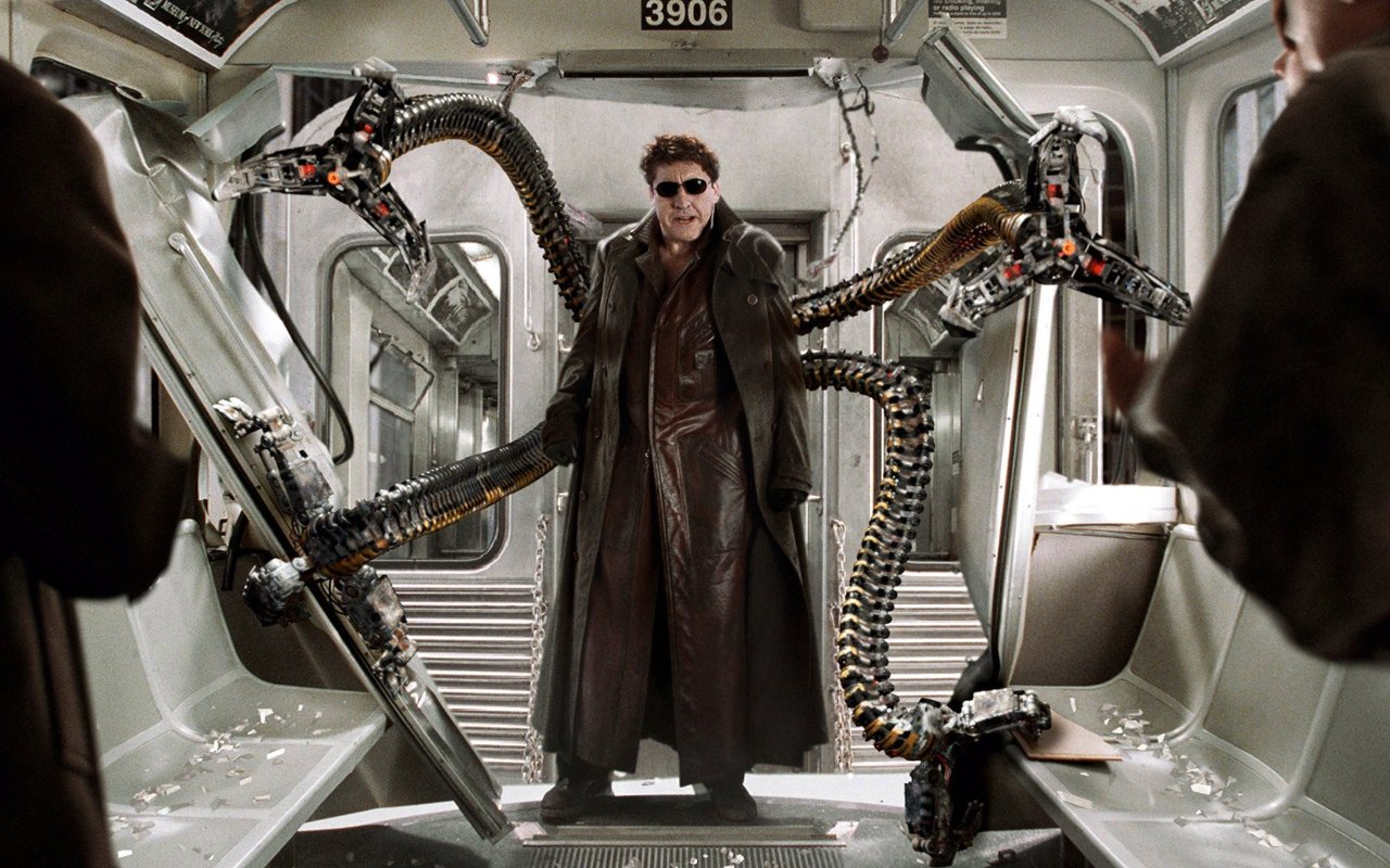 Alfred Molina's Doctor Octopus is rumored to be returning to 'Spider-Man 3'