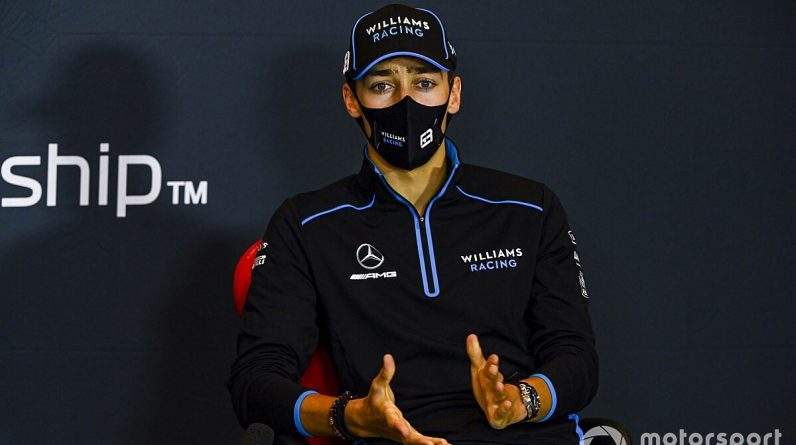 """Alonso's fame """"marks a lot of hell"""" for Russell"""