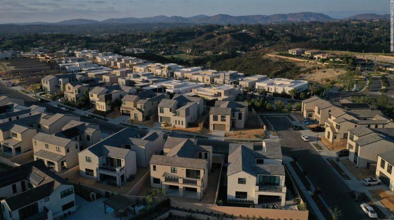 American mortgage debt has risen to nearly $ 10 trillion