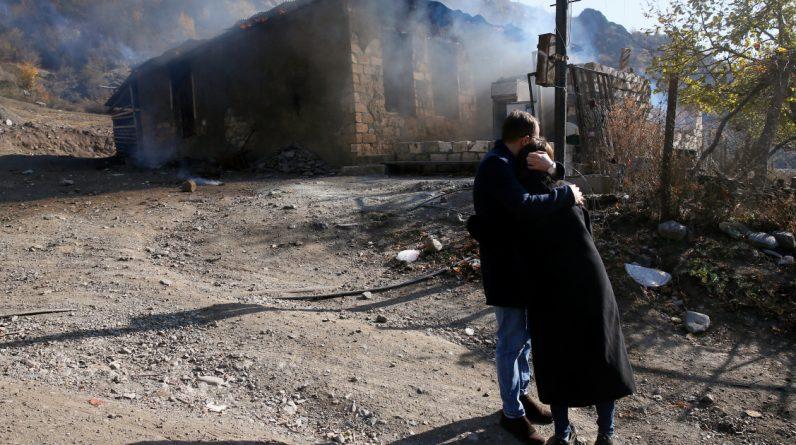 Azerbaijan extends Armenian withdrawal deadline from Kalpajar |  Asia