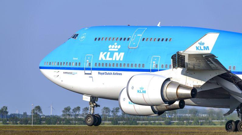 Dutch government suspends KLM bailout