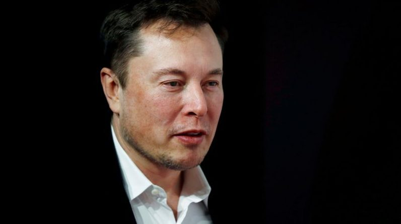 Elon Musk says he 'mostly' has a moderate case of covit