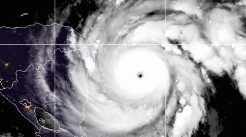 "Hurricane Iota makes landslide in Nicaragua a ""very dangerous"" Type 4 storm"