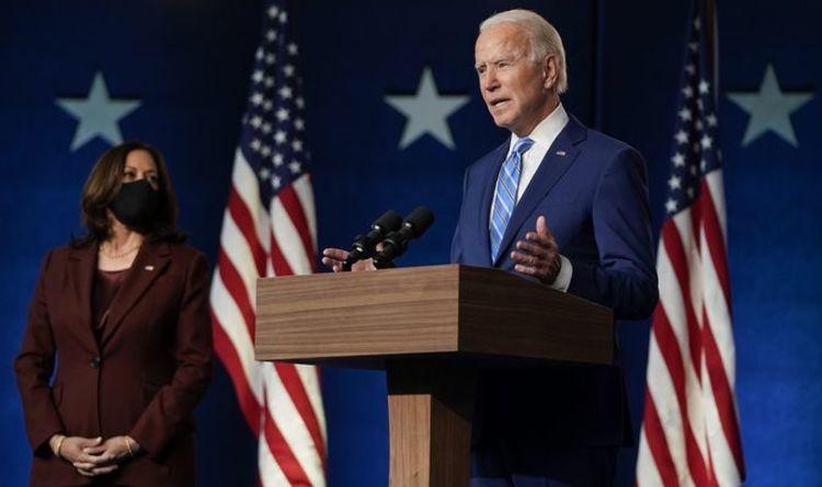 Joe Biden's Depression 'Leads Kamala Harris To Become President' More Chance '|  World |  News