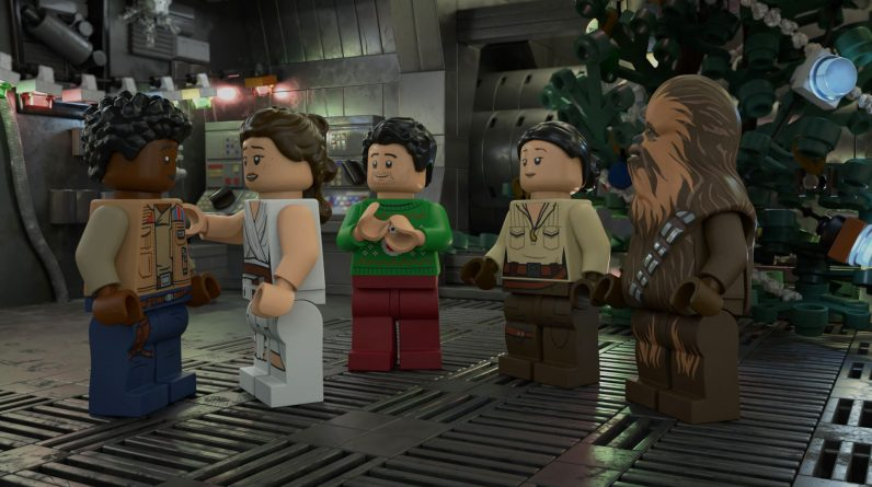 'Lego Star Wars Holiday Special' is a glimpse into the life of Rome: TV Review
