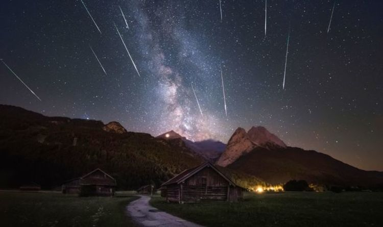 Leonid Meteor Shower 2020: Best times to see shooting stars