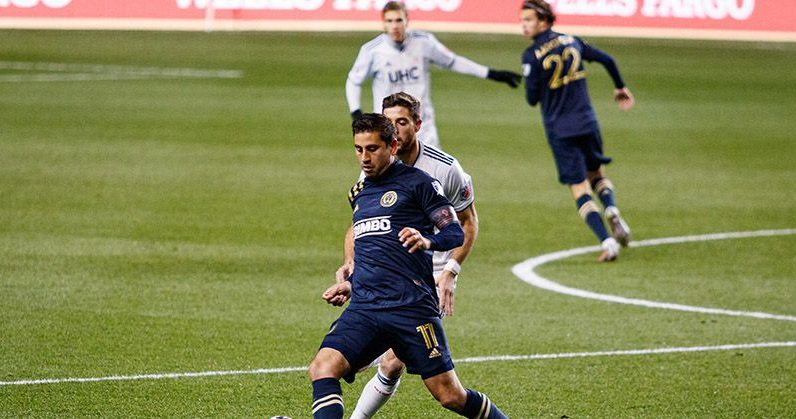 MLS Playoffs Game Threat: Philadelphia Union 0 vs New England Revolution 2, Final