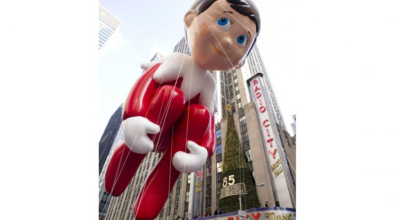 Macy's Thanksgiving Day Parade to march against the plague