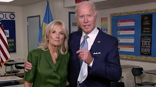 Meet Joe Biden's wife and America's first female candidate for 2020