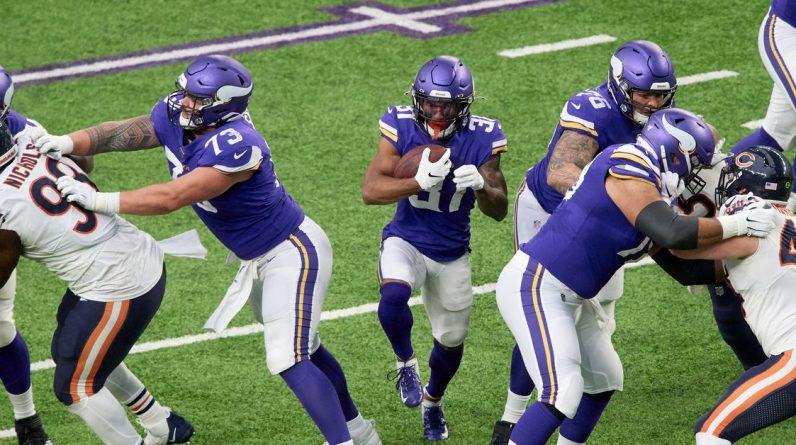 Monday Night Football: The Vikings of Minnesota @ Chicago Bears Live Thread and Sport Info
