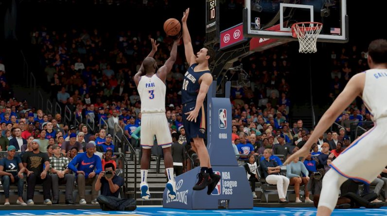 NBA 2K21 (Next-Gen): How to become a starter in MyCareer