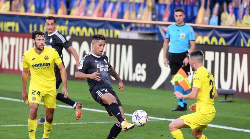 Player Ratings: Villarreal 1 - Real Madrid 1; 2020 La Liga