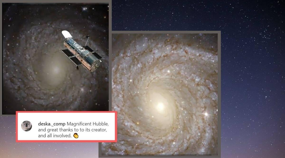 NASA, NASA Hubble, NASA Hubble Launch, NASA Hubble Trending, NASA Hubble, Hubble Space Telescope, Trending, Indian Express News