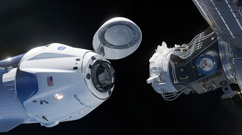 SpaceX, NASA Crew-1 Mission Docs to stay with ISS for six months