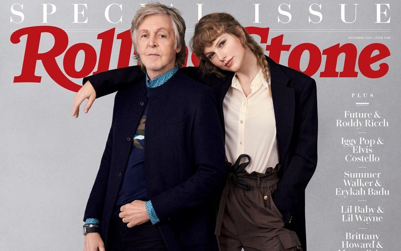 Taylor Swift says boyfriend Joe Alwyn 'absolutely' understands her A-lister lifestyle