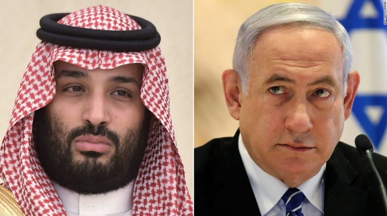 The Israeli minister has confirmed that Netanyahu had a secret meeting with the Saudi Crown Prince