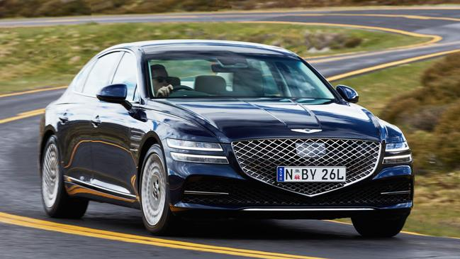 The arrival of the new luxury takes the fight to the Germans