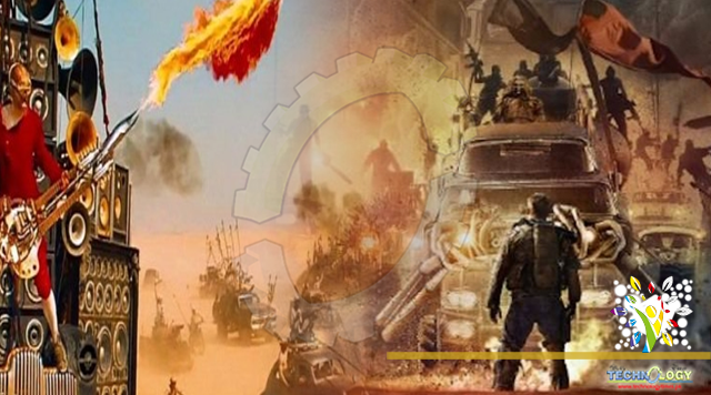 Science Mad Max says: Fury Road is always a heart-wrenching car chase
