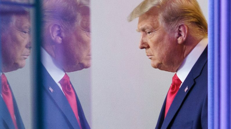 Trump News - Direct: Defeated President Says 'We Will Win' as he labels 'abuse of power' again
