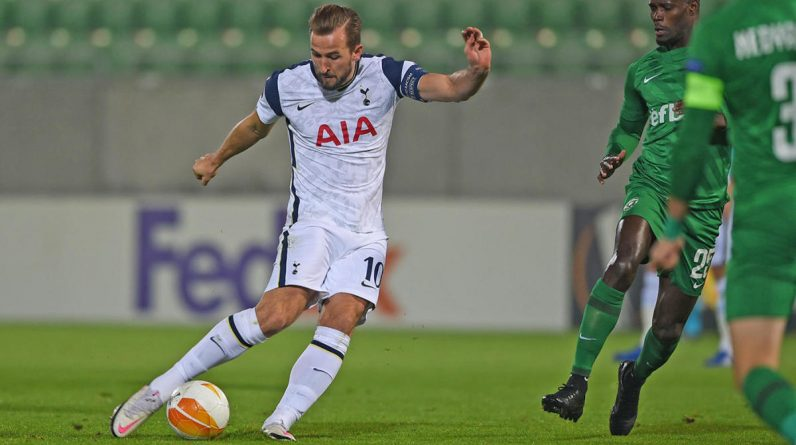 UEFA Europa League scores: Tottenham back on track; Benfica and Rangers play in a lively draw