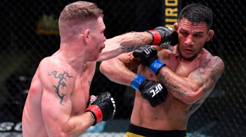 UFC Fight Night Results, Highlights: Rafael Dos Anzos makes an easy decision about Paul Felder