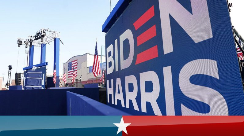 US Election 2020 Live: Biden Team 'Thinks We Can Win Tonight' - As Trump Says He Is In A 'Bad Mood' |  U.S. News