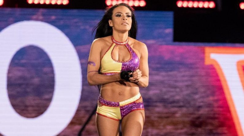 WWE releases Jelena Vega - Sports Illustrated