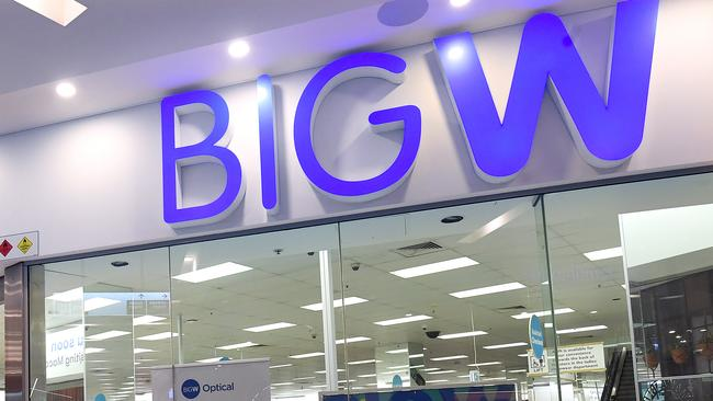 What does 'W' stand for in Big W?