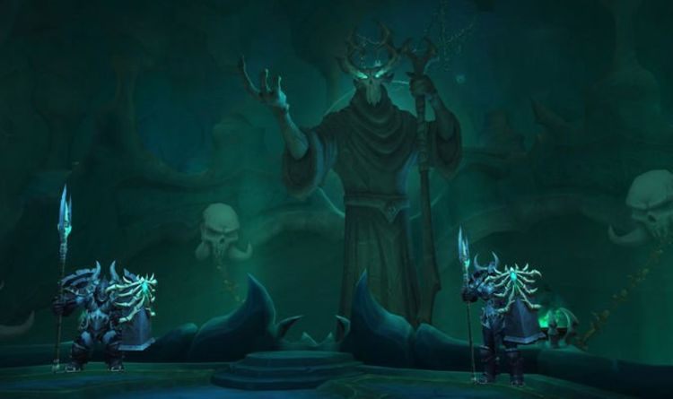 WoW Shadowlands Releases Time News and World of Warcraft Update Latest | Gaming | Entertainment