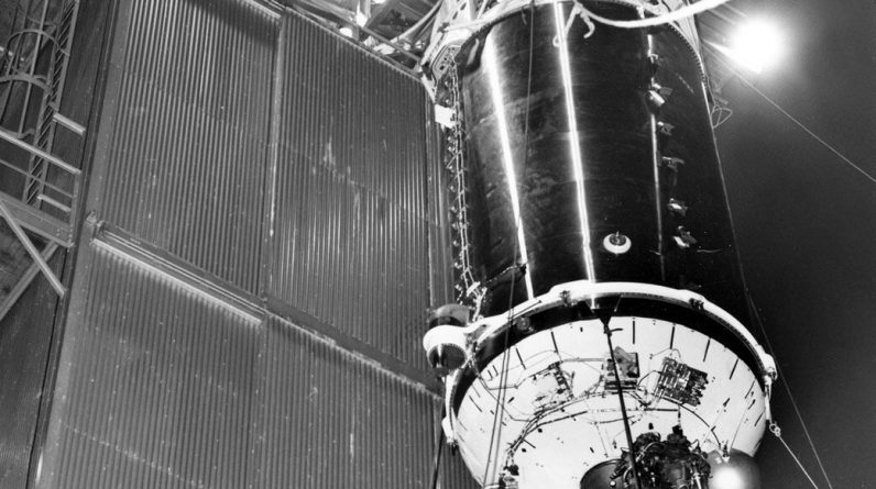 NASA confirms that the mysterious object orbiting the Earth was a 1960s rocket booster