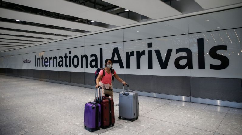 England will no longer require 'high value' business travelers to quarantine