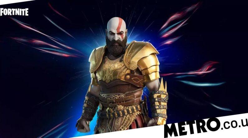 God of War Gratos is now live on Fortnight Season 5