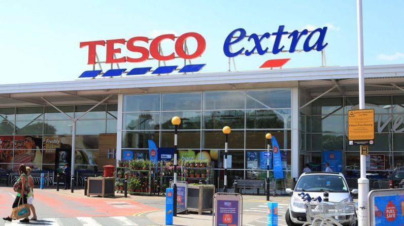 Tesco, Asta, Sainsbury's and Morrisons Christmas distribution locations