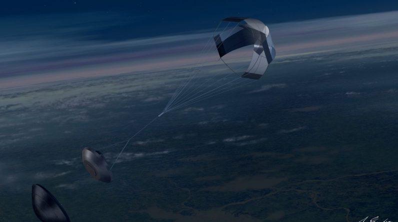 Japan's asteroid return mission lands in Australian desert