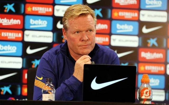 Ronald Koeman was never the right choice for Barca