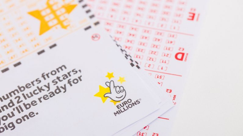 A £58m Euromillions prize remains unclaimed