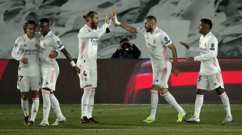 Real Madrid, despite fears in the Atletico Champions League