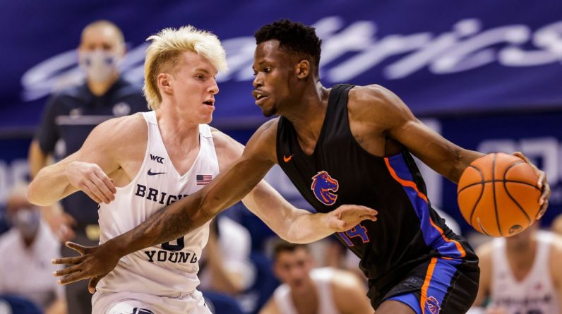 Slow start dooms BYU at 74-70 loss to Boise State